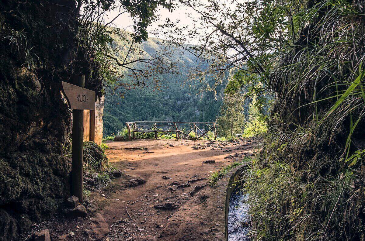 Levada dos Balcões - 5 reasons why you should try a Madeira Levada Walk