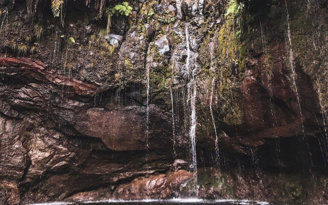 Hiking in Rabaçal and 25 Fountains in Madeira Island